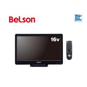 Belson(ベルソン) 16V型地上波デジタル LEDハイビジョン液晶テレビ DM16-B1 - 拡大画像