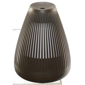 超音波式 加湿器(小) mood(ムード) MOD-KW1102 ブラウン - 拡大画像