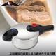 ルミナスプラス 2段階圧力調整&圧力表示 片手圧力鍋2.5L