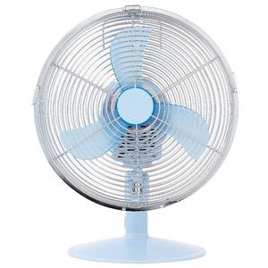 カラー卓上扇風機 ブルー KIM-231S BL