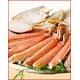 【カット済】ボイルずわい蟹どーんと1.2kg!! 写真1