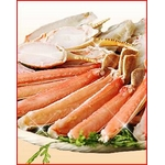 【カット済】ボイルずわい蟹どーんと1.2kg!!