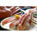 【年内出荷は12月29日(水)の正午受注分まで!カット済】生ずわい蟹どーんと1.2kg!!