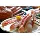 【お得価格 カット済】生ずわい蟹どーんと1.2kg!!