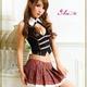 セクシーミニスカ女子高生セーラー服 - 縮小画像4