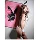 黒リボンのビキニバニーガール6点セット 【オリジナル化粧箱入り】 - 縮小画像3