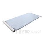 エアコンマットSOYO(そよ) 送風のみ AX-HM1200 専用カバー付AX-MC103Sセット