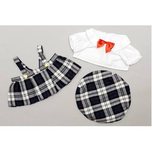 タカラトミー Healing Partner 夢の子コレクション30 長袖シャツ&チェック柄吊りスカート