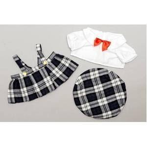 タカラトミー Healing Partner 夢の子ネルル 夢の子コレクション30 長袖シャツ&チェック柄吊りスカート セット