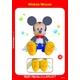 Disney(ディズニー) ウェイトドール ミッキーマウス タキシード仕様 - 縮小画像1