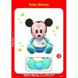 Disney(ディズニー) ウェイトドール ベビーミッキー - 拡大画像