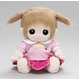 タカラトミー Healing Partner 夢の子コレクション32 ピンクボーダーポロシャツ&スカート - 縮小画像1