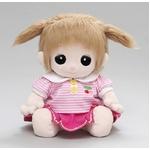 タカラトミー Healing Partner 夢の子コレクション32 ピンクボーダーポロシャツ&スカート