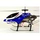 村田製作所ジャイロ搭載 3chラジコンヘリコプター HELIMX ブルー - 縮小画像3