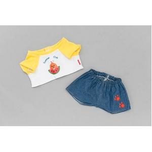 タカラトミー Healing Partner 夢の子コレクション 33 スイカTシャツ&半ズボン