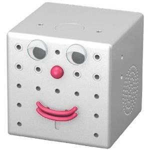 タカラトミーアーツ CLOCKMAN iD(クロックマン iD) ホワイト - 拡大画像
