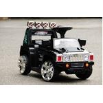 電動乗用R/C(ラジコン) NEW MINI SUV TYPE-A(ハマースタイル) ブラック