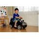 電動乗用R/C(ラジコン) NEW MINI SUV TYPE-A(ハマースタイル) ブラック - 縮小画像3