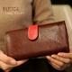 FUUCA(フウカ) 日本製本革財布(レザーウォレット) キャラメル - 縮小画像1