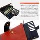 FUUCA(フウカ) 日本製本革財布(レザーウォレット) キャラメル - 縮小画像3
