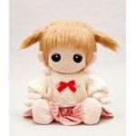 手編み風セーター&チェック柄スカート「夢の子コレクション37」