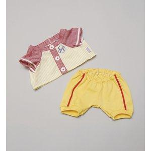 ベースボールシャツ&ズボン 夢コレ38