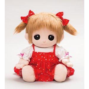 赤水玉ジャンパースカート(パンツ付き) 夢コレ41