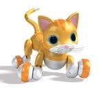 オムニボット(Omnibot)シリーズ Hello!Woonyan(ハローウーニャン) 茶トラ