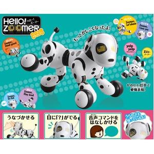オムニボット(Omnibot)シリーズ Hello!zoomer(ハローズーマー) ハーティーダルメシアン - 拡大画像