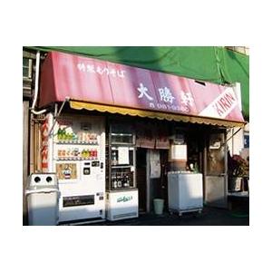 これぞ元祖つけ麺 東池袋大勝軒の「特製もりそば」「中華そば」(2食ずつ 計4食) 「焼き餃子(24個)」 セットC