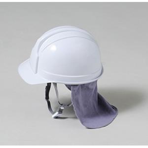 100 防災用ヘルメット(たれ覆い付) - 拡大画像