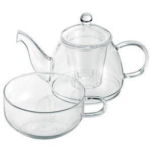 アサヒ 耐熱ガラス カップ&ポット TY-069