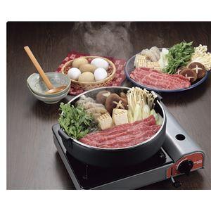 つる付すき焼鍋26cm (箱入)