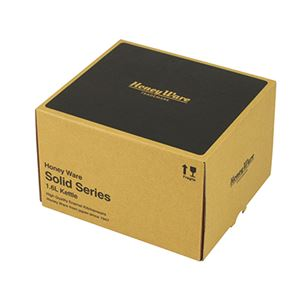 SD-1.6K・W ハニーウェア ソリッドシリーズ 1.6Lケトル ホワイト