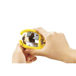 里芋の皮むき/キッチン用品 【約123×56×26mm】 日本製 ブリスター台紙 『フルベジ』 〔台所 調理 料理〕