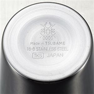 富士山 ぐい呑み/おちょこ 【2pcs】 75ml 日本製 ステンレス 内面金メッキ仕様 Made in TSUBAME 認定品