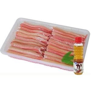 ゆで香住かに(紅ズワイガニ)棒肉 500g