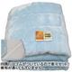 あったか発熱敷パッドホットテックス(HOT TEX) シングル ブルー - 縮小画像6