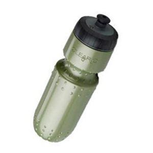 Clear2go(クリアートゥーゴー) グリーン CWB200-3GR 【浄水フィルタ付きウォーターボトル】