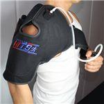 SPORTS HITS(スポーツヒッツ) ホット&アイストレーニング・サポーター 肩用 SH-06