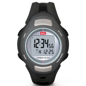 Mio(ミオ) 心拍計測機能付きスポーツ腕時計 Stride Petite(ストライド プチ) 【ランニングウォッチ】 - 拡大画像