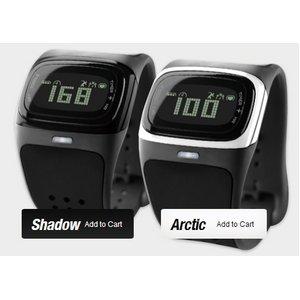 Mio(ミオ) alpha ストラップレス継続的心拍計測腕時計 Shadow(真っ黒版)
