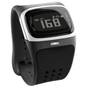 Mio(ミオ) alpha ストラップレス継続的心拍計測腕時計 Arctic(ブラック&ホワイト版)