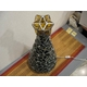 ステンドガラス製 クリスマスツリーランプ 写真4