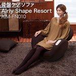 骨盤ケアソファ Airly Shape Resort(エアリーシェイプ リゾート) AIM-FN010 ダークブラウン
