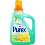 輸入洗剤 PUREX(ピューレックス) ナチュラルエレメント シトラス&アロエ 1470ml×6本