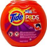 洗濯用洗剤 TIDE PODS(タイドポッズ)スプリングメドー51oz(57回分)