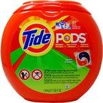 洗濯用洗剤 TIDE PODS(タイドポッズ)アルパイン ブリーズ51oz(57回分)
