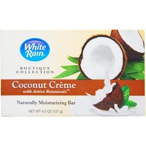 ホワイトレインバーソープ ココナッツクリーム×【12個セット】