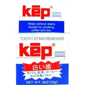 ケップ 粉歯磨き レギュラー 25g×【6個セット】